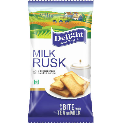Delight Milk Rusk Pouch